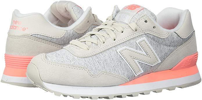 Women New Balance 515V1 Sneaker shoes WL515HNC 100% Original color Moonbeam Fiji
