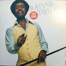 Johnnie Taylor Ever Ready 8 Track Vinyl LP