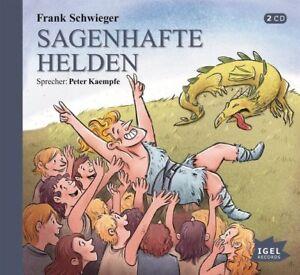 SAGENHAFTE-HELDEN-SCHWIEGER-FRANK-2-CD-NEW