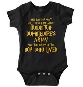 Nerd-Aunt-Will-Teach-Me-About-Wizards-Shower-Newborn-Romper-Bodysuit-For-Babies