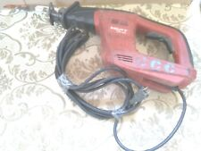 Hilti Wsr900 Electric Variable Speed Reciprocating Saw