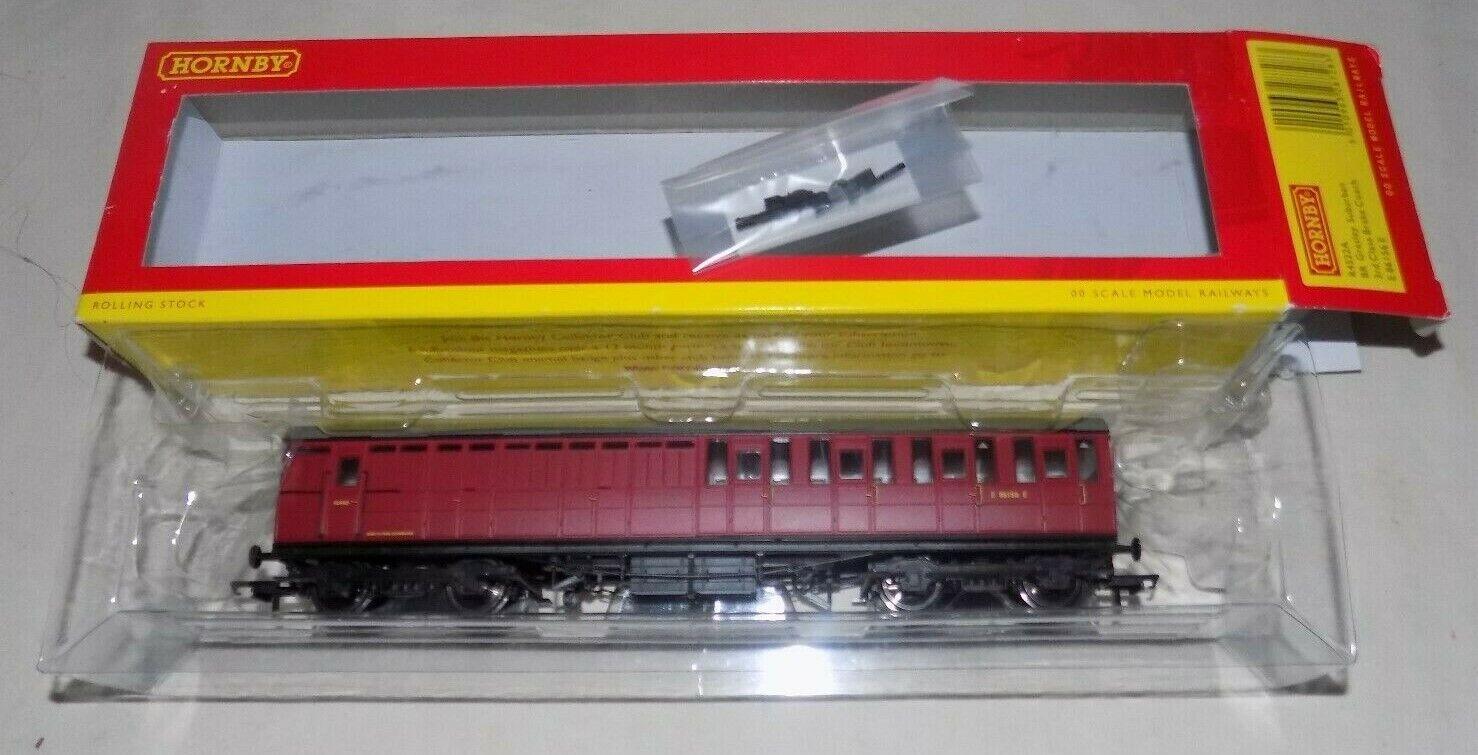 Hornby OO BR Gresley Suburban 3rd Class Brake Coach E86136E R4522