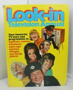 Look-in-Television-annual-1972-published-by-ITV