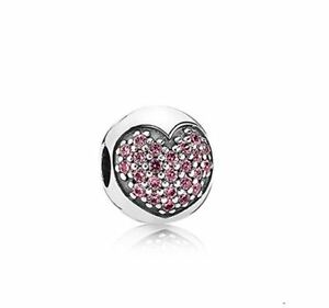 Pandora-Charm-Love-Of-My-Life-Fancy-Pink-CZ-Silver-Cubic-791053CZS-with-Gift-Box