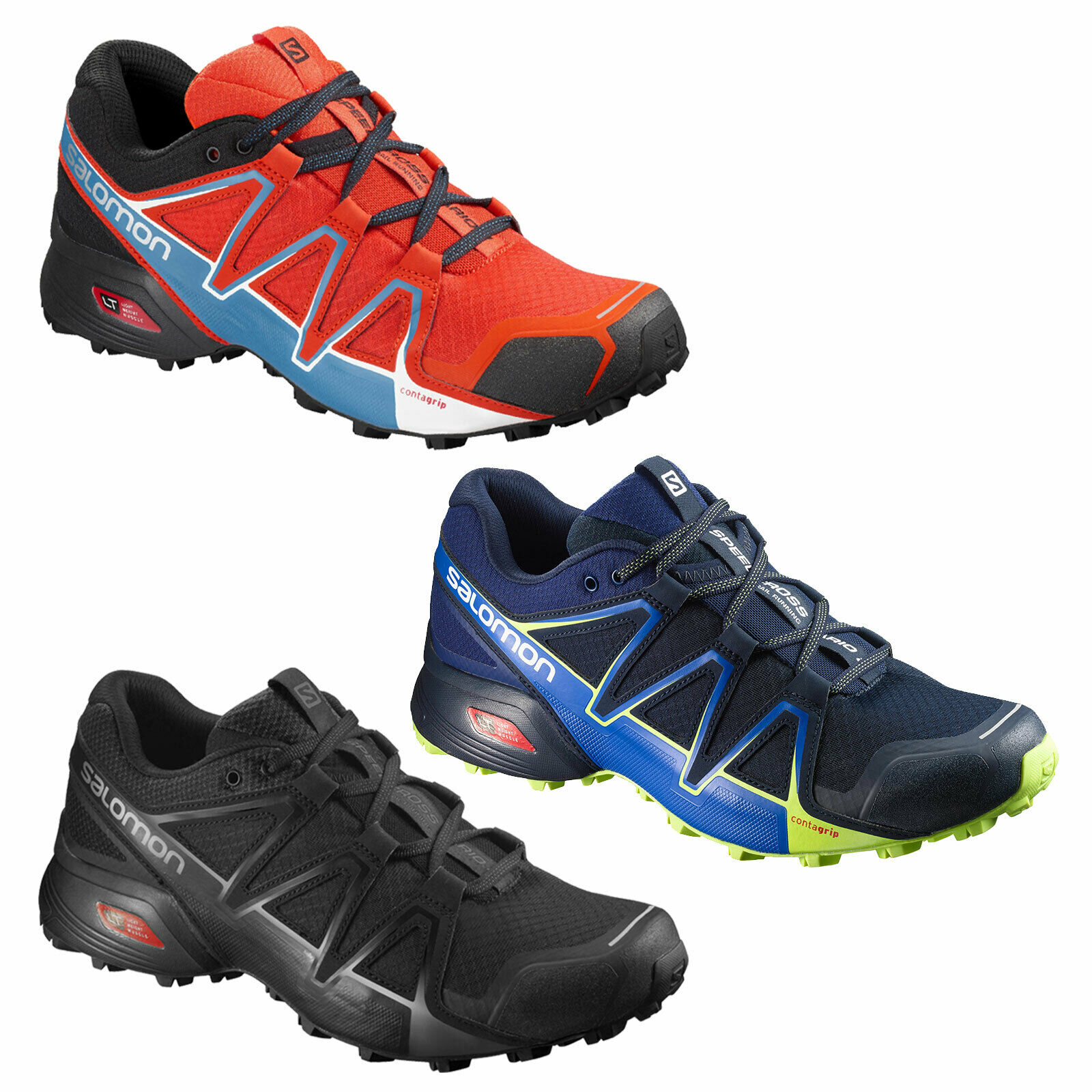 Salomon Gin Vario Mens  Running shoes crossschuhe shoes Outdoor shoes New  best reputation