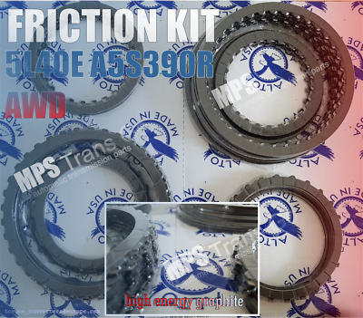 FRICTION MODULES,CLUTCH KIT,FRICTION PLATE,MODULE,ZF5HP19 FL,FLA,HA,4WD AWD