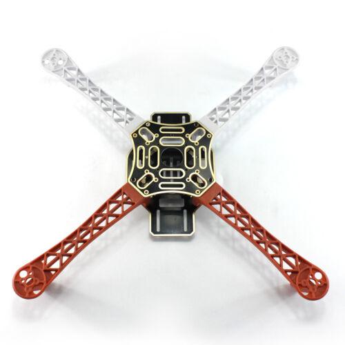 HJ 450 Multicopter 450F nylon Fiber Frame Airframe kit For DIY Quadcopter Drone