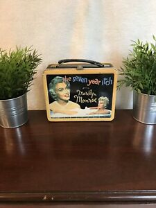 Vintage-The-Seven-Year-Itch-Lunch-Box-Marilyn-Monroe