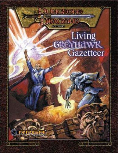 Living Greyhawk Gazetteer