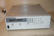 Hp Hewlett Packard Agilent 6652a System Dc Power Supply 0 20v0 25a