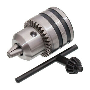 Bohrfutter 1,5-13mm Zahnkranz SDSPlus Adapter Bohrfutterschlüssel 3tlg Kreator