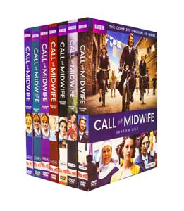 Call The Midwife Complete Series Seasons 1 7 Dvd Tv Series Seasons 1 2 3 4 5 67 Ebay
