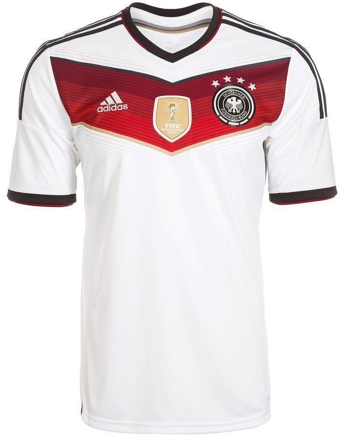 Original Deutschland DFB Adidas WM Trikot  2014 Gr. XXL XXL XXL 4 Sterne NEU 2XL f6fd4e