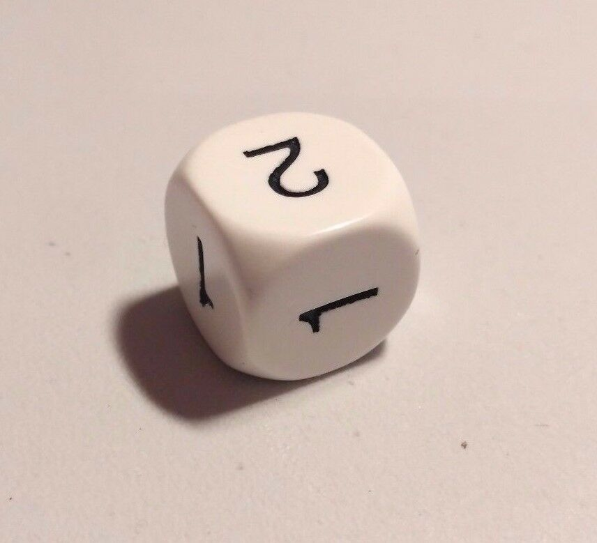 1 1 1 2 3 0 Dice   Rare die numbering   BUY IT 'CAUSE YOU CAN