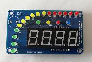 LED-Bar-Graph-Power-Display-Wemos-D1-Version