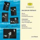 20th-Century Portraits: Falla, Stravinsky, Bartók (2015)
