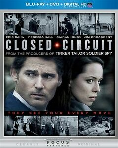 CLOSED-CIRCUIT-New-Sealed-Blu-ray-DVD