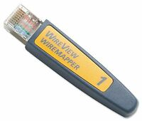 Fluke Networks Wireview 1 Wiremapper 1, New, Free Shipping on sale