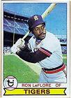 1979 Topps Ron Leflore #660 Baseball Card