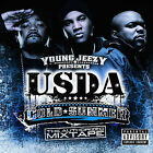 Young Jeezy Presents U.S.D.A.: Cold Summer [PA] by U.S.D.A. (CD, May-2007, Def Jam (USA))