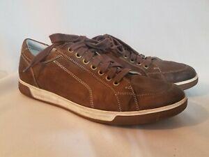 COLE HAAN NikeAir Brown Leather