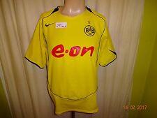 "Borussia dortmund original nike hogar camiseta 2004/05 ""e-on"" talla m top"