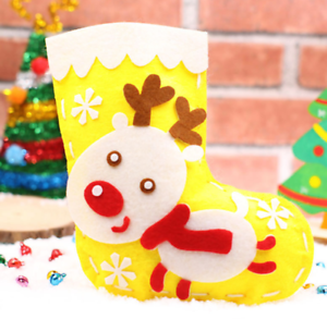 Hand sewn xmas gifts for kids