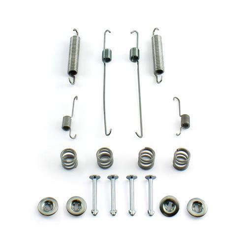 Conjunto de accesorios freno trasera Daihatsu Cuore VII materia m4 Sirion m3