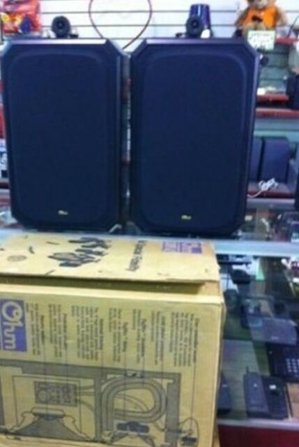 OHM CAM 32 BRAND NEW IN BOX VERY RARE! BEAUTIFUL MUST SEE! NVR GOING 2 SEE THIS!