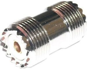 Double-female-UHF-barrel-connector-Will-connect-two-PL259-plugs