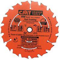 Cmt Orange Tools 18 Teeth 6.5 Diameter Ultra Itk Ripping Blade Cmtp06018