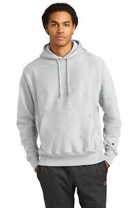 Men-039-s-Champion-Reverse-Weave-Hoodie-Hooded-Pullover-Sweatshirt-S101