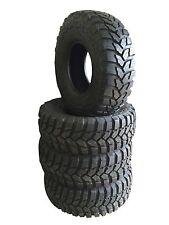 4 New Maxxis Trepador Radial Tires 35 12.50 R 17 Mud Off Road 315 70 Baja 119Q