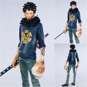 One-Piece-Trafalgar-Law-Anime-Manga-Figuren-Figure-Figur-Set-H-28cm-Neu