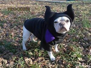 french bulldog boston terrier pug dog froodies hoodies costume