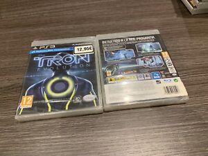 Tron Evolution PS3 IN Spanisch Versiegelt Neu Verschlossen Pal Neu