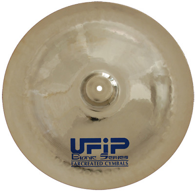 ufip bionic series 18 china cymbal free worldwide shipping ebay. Black Bedroom Furniture Sets. Home Design Ideas