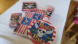 Pirate-Party-Supplies-Tableware-Bundle