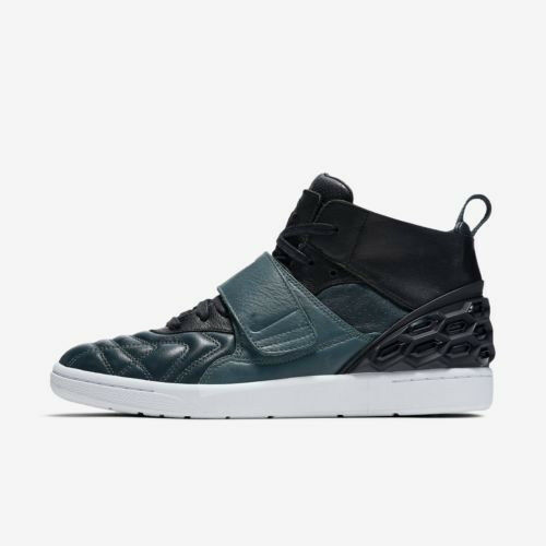 Nike Tiempo Vetta QS [845045-300] NSW Casual Seaweed/Hasta-Black sz 13