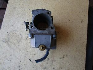 EVINRUDE outboard 1990 1997 20hp 25hp carburetor 0435376