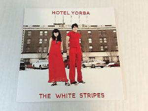 The-White-Stripes-Hotel-Yorba-Rated-X-7-034-VINYLE-NEUF-Comme-neuf-unplayedthird-Man