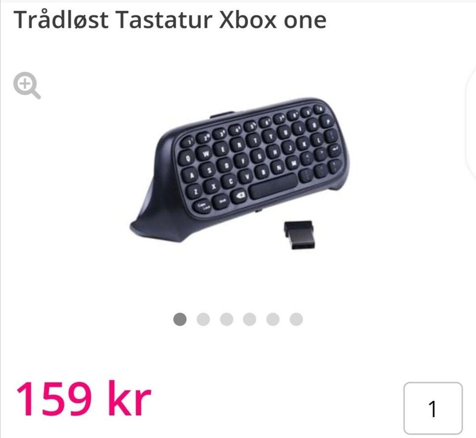 Tastatur, trådløs, Xbox Microsoft
