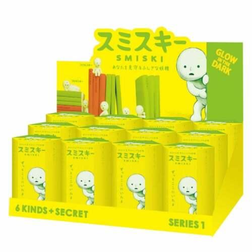 Smiski SERIE 1 Box Set 12 PEZZI
