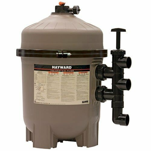 Hayward W3DE4820 Pro-Grid Vertical Grid D.E. 48 sq. ft. In Ground Pool Filter (DE4820 Replaced by W3DE4820)