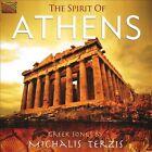 Spirit of Athens: Greek Songs by Michalis Terzis by Xenos (Balkan Roma)/Michalis Terzis (CD, Jul-2010, ARC)