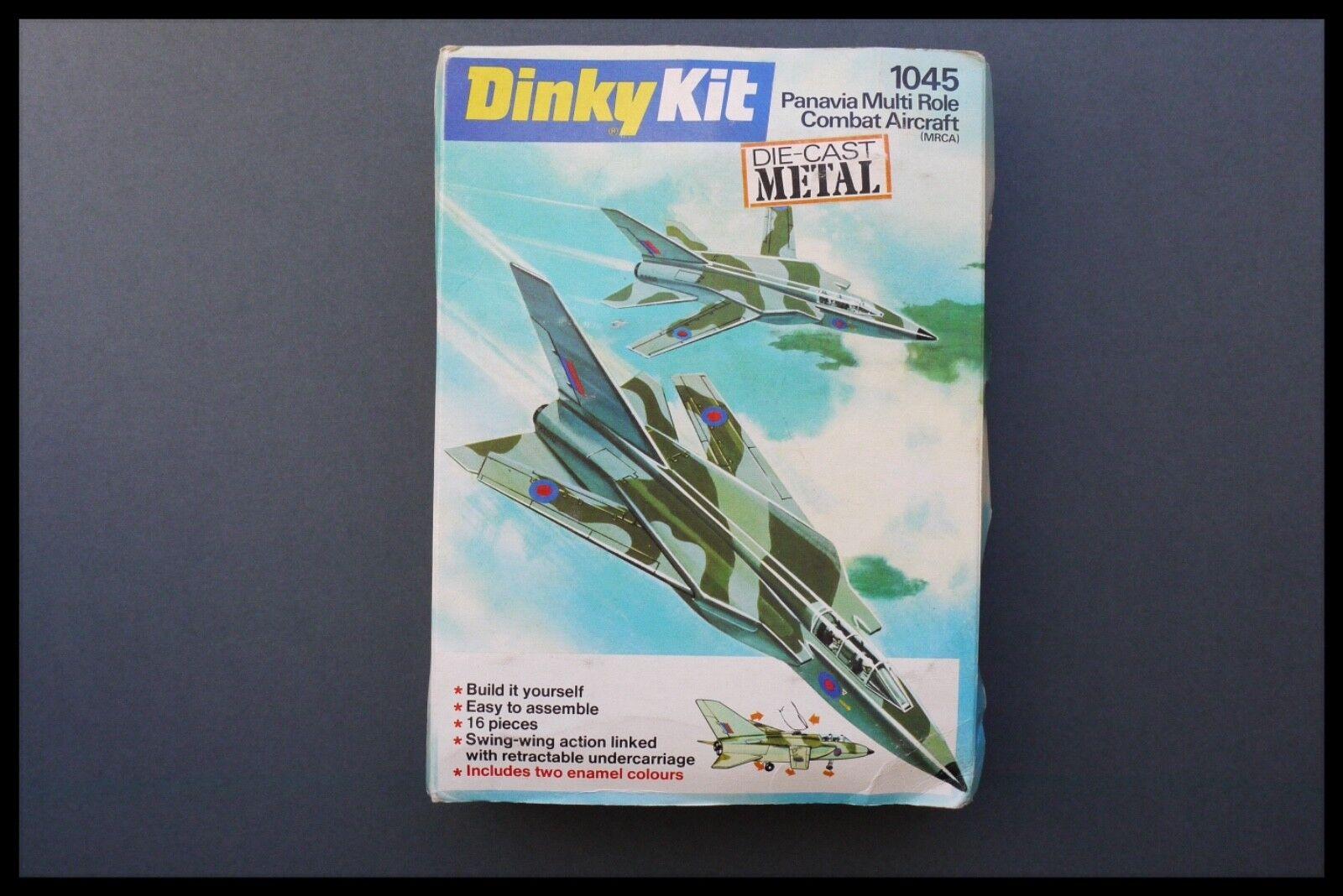 risparmia fino al 70% di sconto Dinky-Kit Meccano Tornado Panavia Multi Role Combat scatola scatola scatola Die-cast Sealed Kit  consegna diretta e rapida in fabbrica