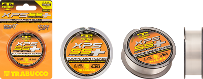 150m Trabucco T-FORCE XPS Trout Competition Mono Fishing Line *All Sizes*