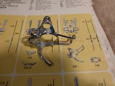 Vintage - NOS - Campagnolo #630 - Cable Guide Clamp with Pump Support