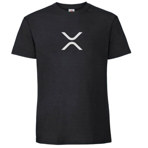 T-Shirt New Logo Symbol  #xrpcommunity Crypto by My Cup Of Tee Ripple XRP