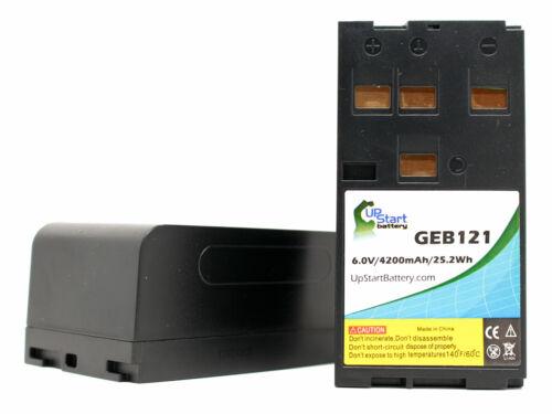 TPS300 2x GEB121 Batterie Pour LEICA TC407 GS50 DNA10 TC405 alimentation TCR405